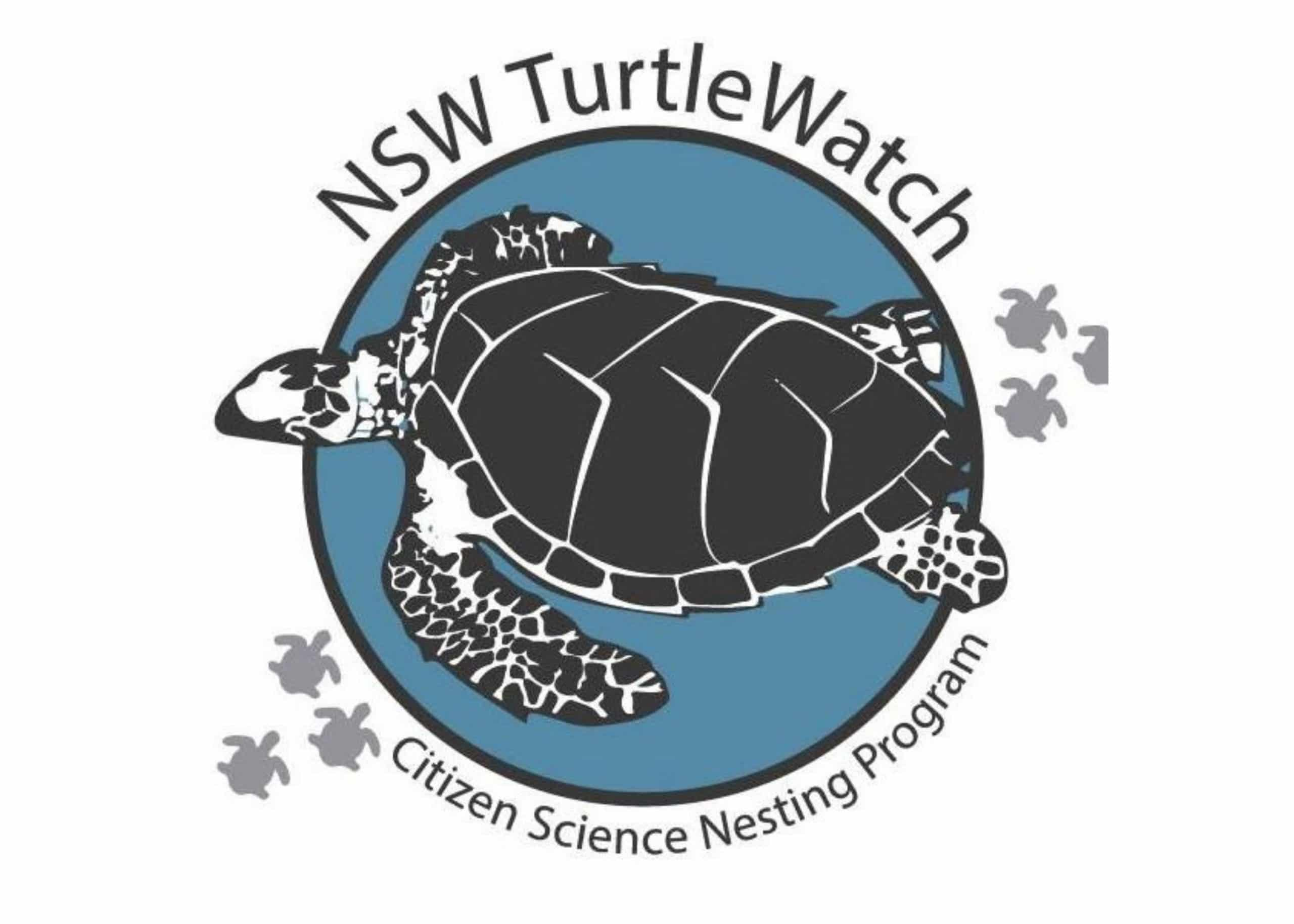 NSW Turtle Watch Logo