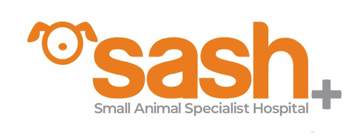 Sash the Small Animal Hospital Logo